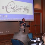 Mike Johnson, SDBA Broadcaster of the Year