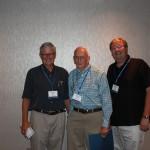 KXLG-FM: Dean Johnson, Don Egert, Bob Faehn